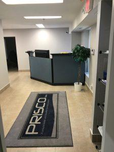 Prisco Vans Offices